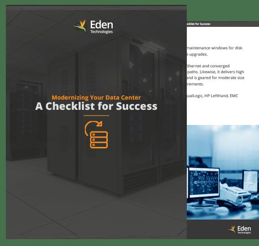 Modernizing Your Data Center: A Checklist for Success